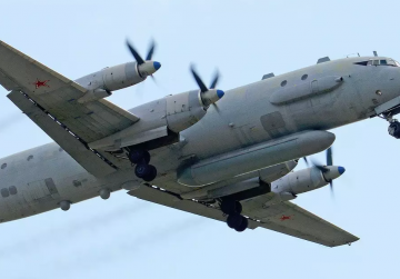 Russian military aircraft vanishes near Syria during Israeli, French strikes