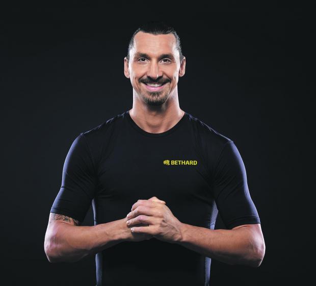 Zlatan Ibrahimovic is a shareholder at Malta-based company Bethard Group.