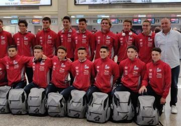 Malta U-17 waterpolo team victorious during Slovakia training camp