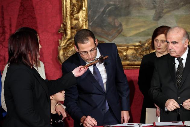 As it happened: Robert Abela sworn in as Malta's prime minister