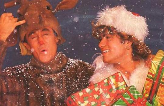 wham win most annoying christmas song award with last christmas - Song Last Christmas