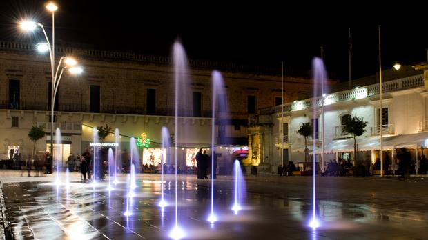 St. Georges Square in Valletta. Photo: Justin Ciappara