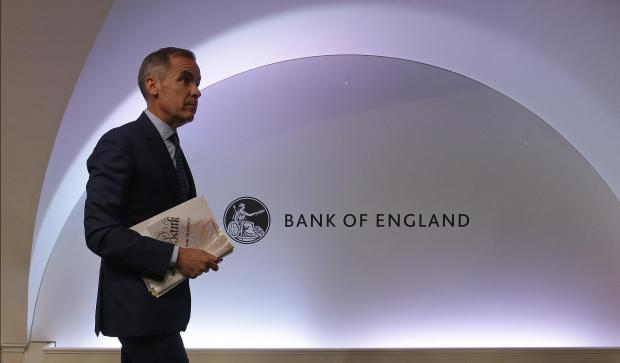 Carney has held the position since 2013