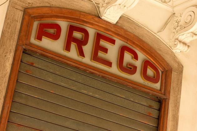 Time runs out for Valletta's Prego café