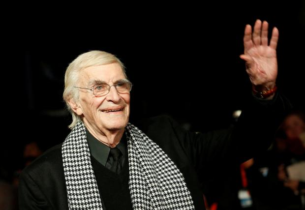 Martin Landau died in a Los Angeles hospital. Photo: Reuters/Suzanne Plunket