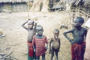Children from the Gumuz tribe in Ethiopia will soon get a kindergarten.