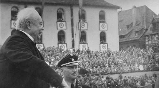 how the nazi took over and rose to power in germany The nazi party, synonymous with one of history's most reviled figures in adolf hitler, took control of germany in the early 1930s and began a spree.