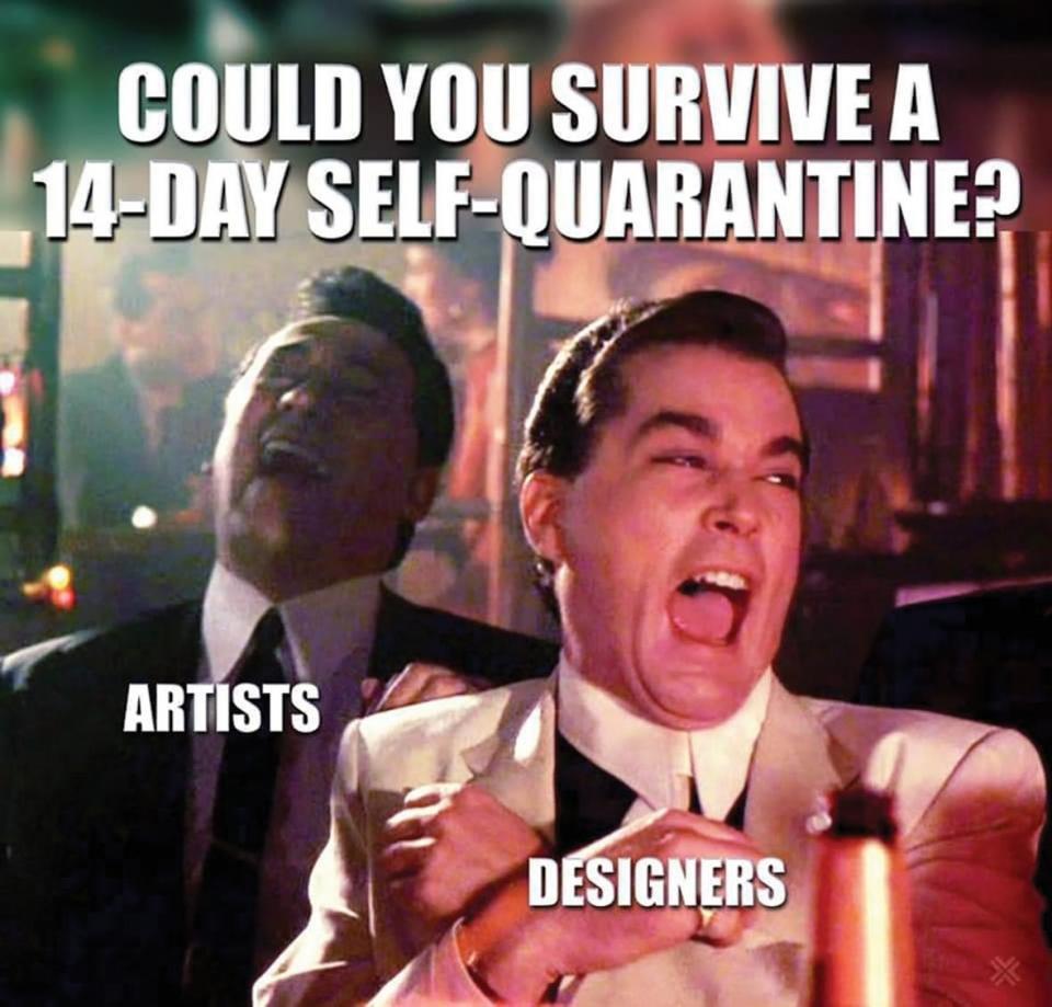 Episode 1 The Art Of Isolation Quarantine Creativity