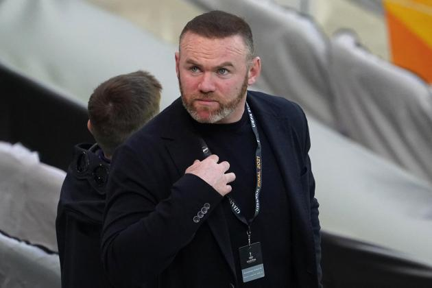 Rooney to open up on mental health struggles in new documentary
