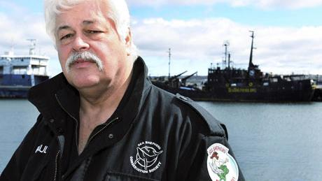 Captain Paul Watson. Reuters file photo