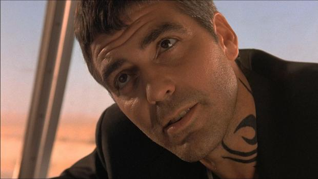 George Clooney blamed for worst tattoo trend by artist