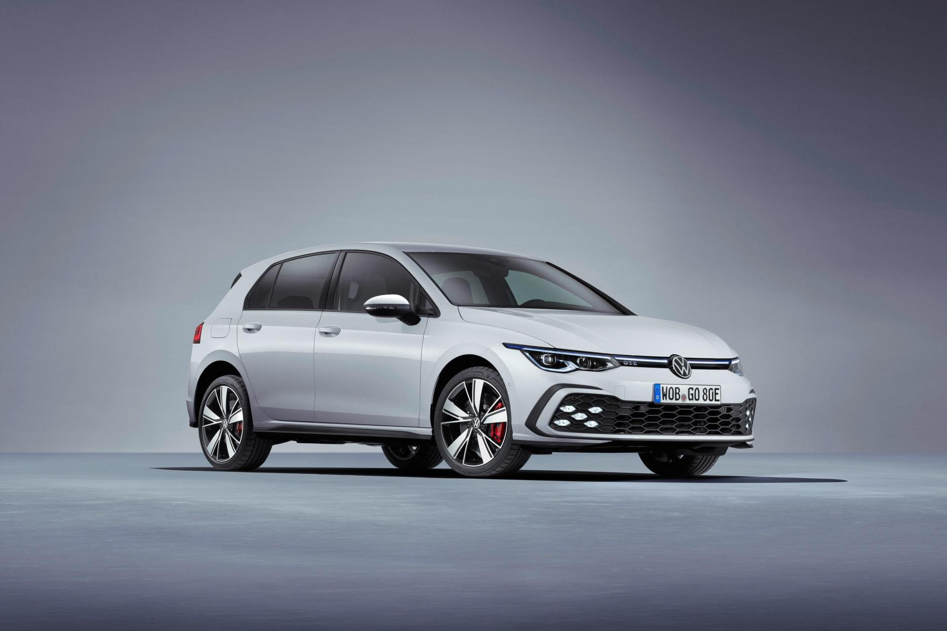 The plug-in hybrid version has the same power output as the iconic GTI. (VW)