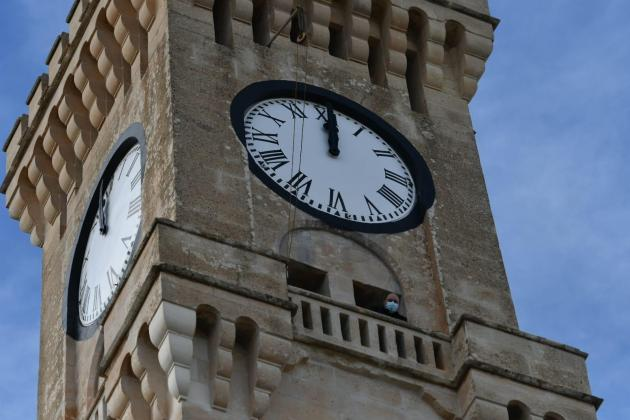 Mtarfa clock tower to get major makeover