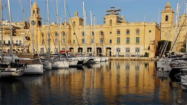 Vittoriosa. Photo: Saviour-Brincat
