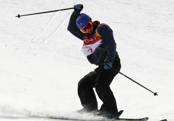 Braaten strikes early to capture slopestyle gold