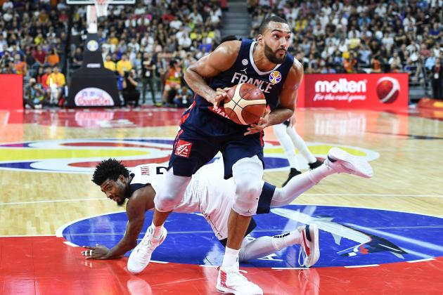 Watch: France eliminate USA from Basketball World Cup in major upset