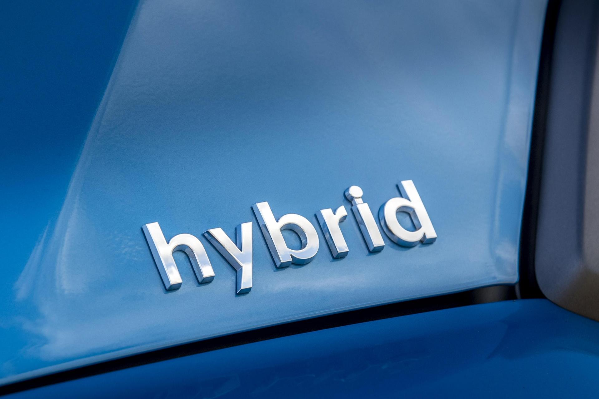 The hybrid powertrain aims to deliver the best of both worlds.