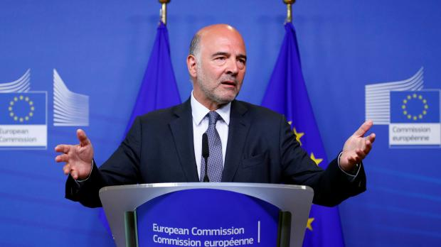 EU to deliver formal warning to Italy over draft budget ...