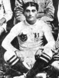 Valletta inside forward Carmelo Cristiano was the best club product of his era. In 1914-15, he scored vital goals which gave Valletta the championship and Cousis Shield double.