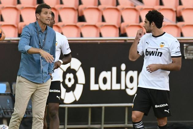 Valencia sack Gracia as coach after miserable season
