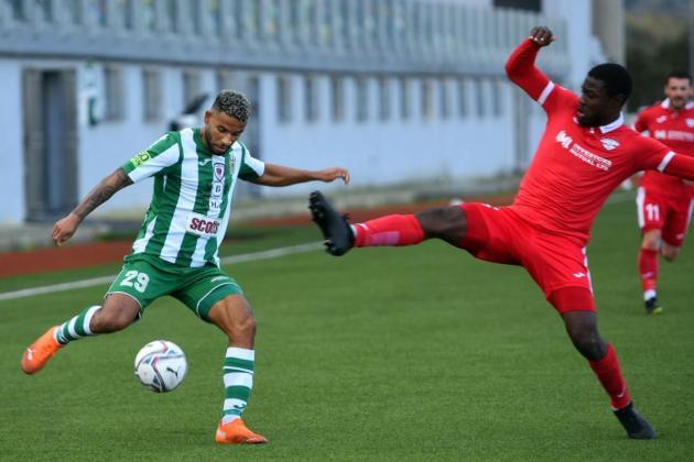 Vranes' heroics frustrate Floriana