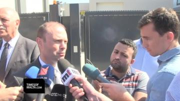 Watch: Muscat refuses to comment on 17 Black claims