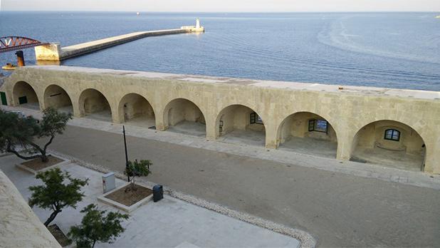 Fort St Elmo. Photo: Anton Zarb