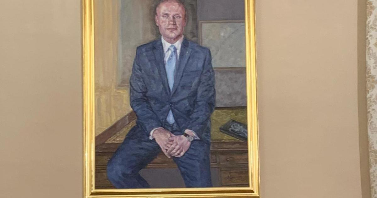 The Joseph Muscat portrait that was quietly hung in Castille