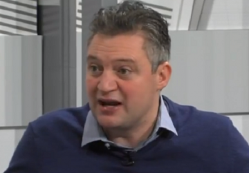 Tourism Minister Konrad Mizzi speaking on Sunday.