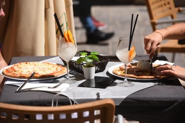 This one's on us: restaurants to match vouchers with ones of their own