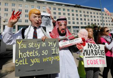 Turkey questions employees of Saudi consulate on Khashoggi