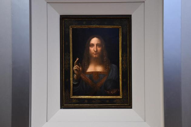 Documentary claims that world's priciest painting not a full da Vinci