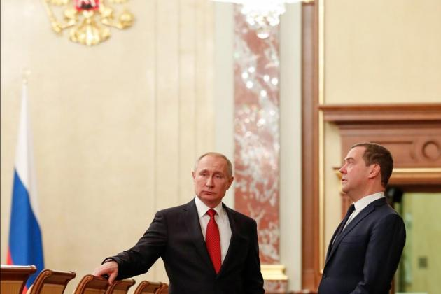 Russian government in shock resignation after Putin calls for reforms