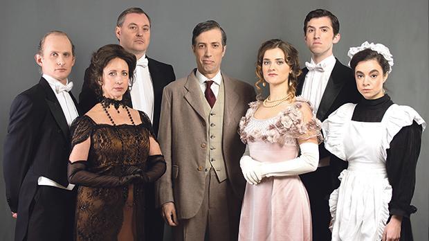 From left: Edward Caruana Galizia, Isabel Warrington, Edward Thorpe, John Marinelli, Roberta Cefai, Gianni Selvaggi and Samantha Gauci.