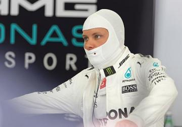 Valtteri Bottas – first career F1 pole.