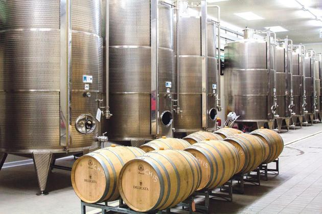 Meet the winemaker at Delicata's open day
