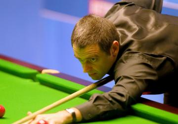 O'Sullivan comes from behind to beat Maguire
