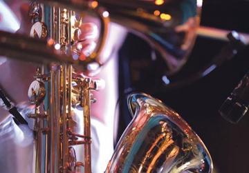 Concert of winds instruments