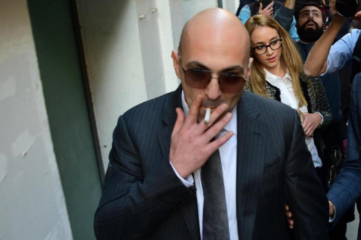 Yorgen Fenech outside court in November. Photo: Mark Zammit Cordina