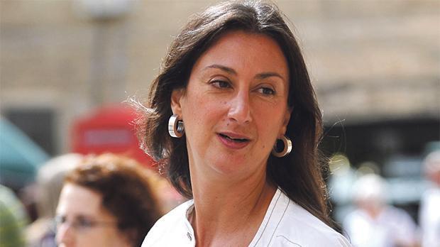 €1 million reward offered for information on Caruana Galizia's murder