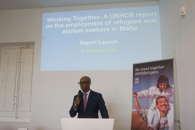 Employers struggle with paperwork for employing refugees in Malta - UN