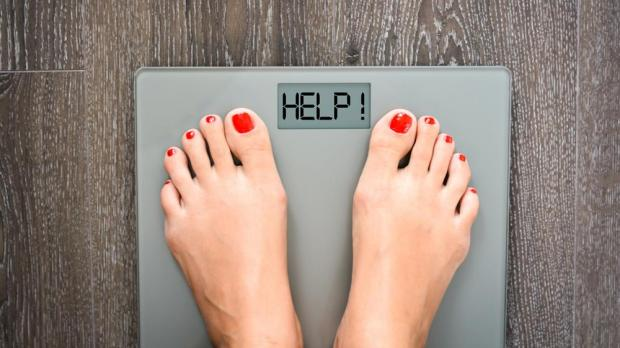 The post-holiday weight scare is a real thing, scientists have said. Photo: Shutterstock