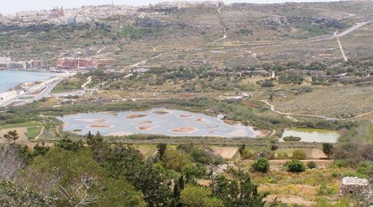 The development of a new road at Għadira could result in some hotels in the area gaining direct access to their own private section of the beach when the main coast road is closed off.