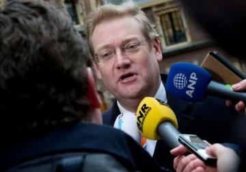 Dutch Justice Minister resigns weeks before elections