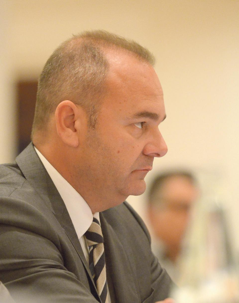 Economy Minister Chris Cardona says the property in question was sold by a company in which he owns shares. Photo: Matthew Mirabelli