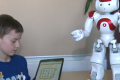 Finnish school trials robot educators
