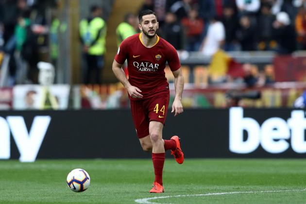 Manolas completes move to Napoli from rivals Roma