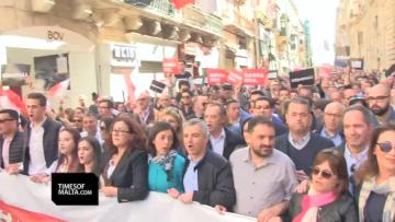 President has moral authority to ask Prime Minister to leave - Busuttil
