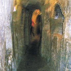 St Paul's Catacombs.
