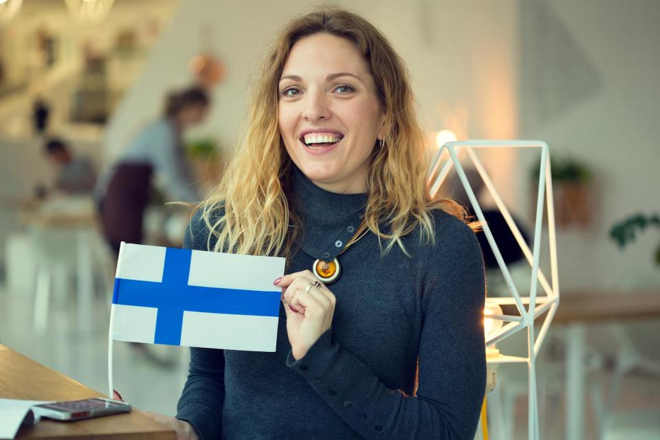 Finnish is notoriously difficult to learn and is spoken by a relatively small number of people.